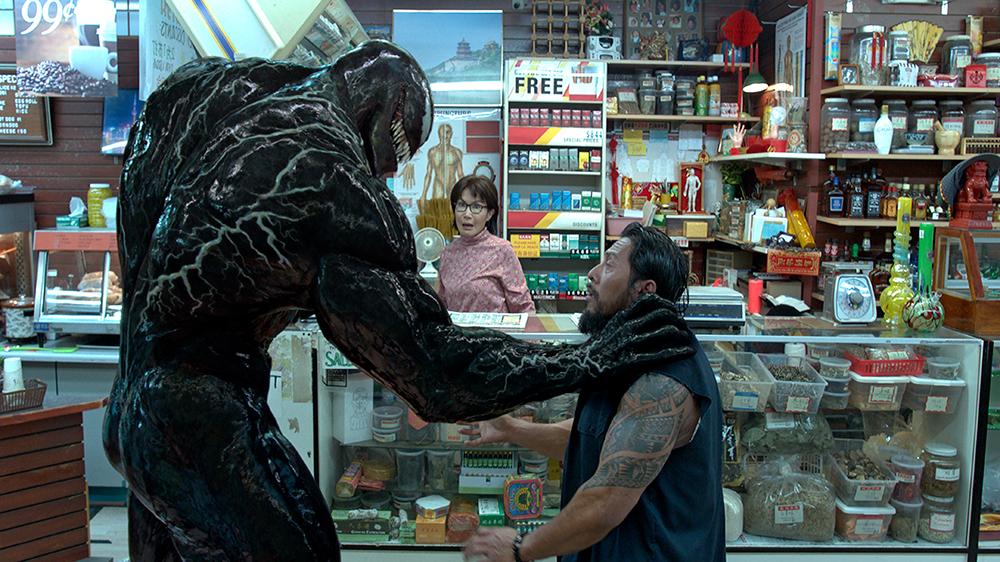 ساخت قسمت دوم فیلم Venom