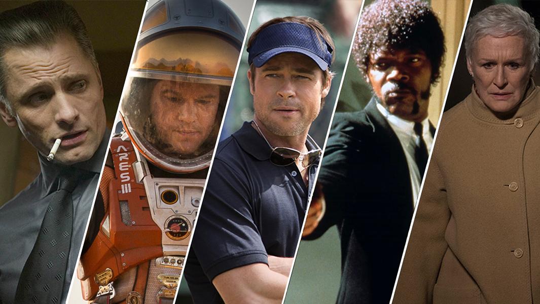 بازیگرانی که تا به حال برنده جایزه اسکار نشدهاند.