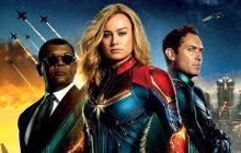 باکس آفیس: Captain Marvel در صدر جدول باقی ماند