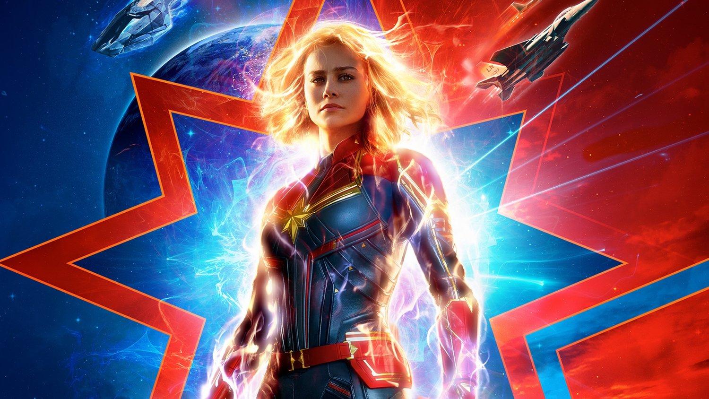 باکس آفیس: Captain Marvel فروشی تاریخی در اولین اکران خود داشت