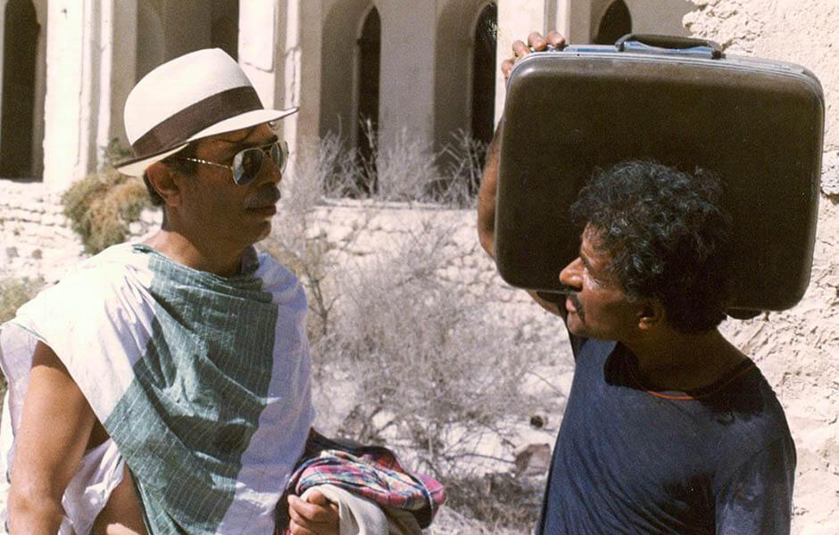 فیلمی از ناصر تقوایی