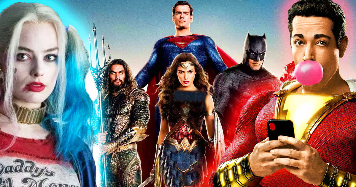 فیلمهای دنیای سینمایی دی سی DC از بدترین تا بهترین