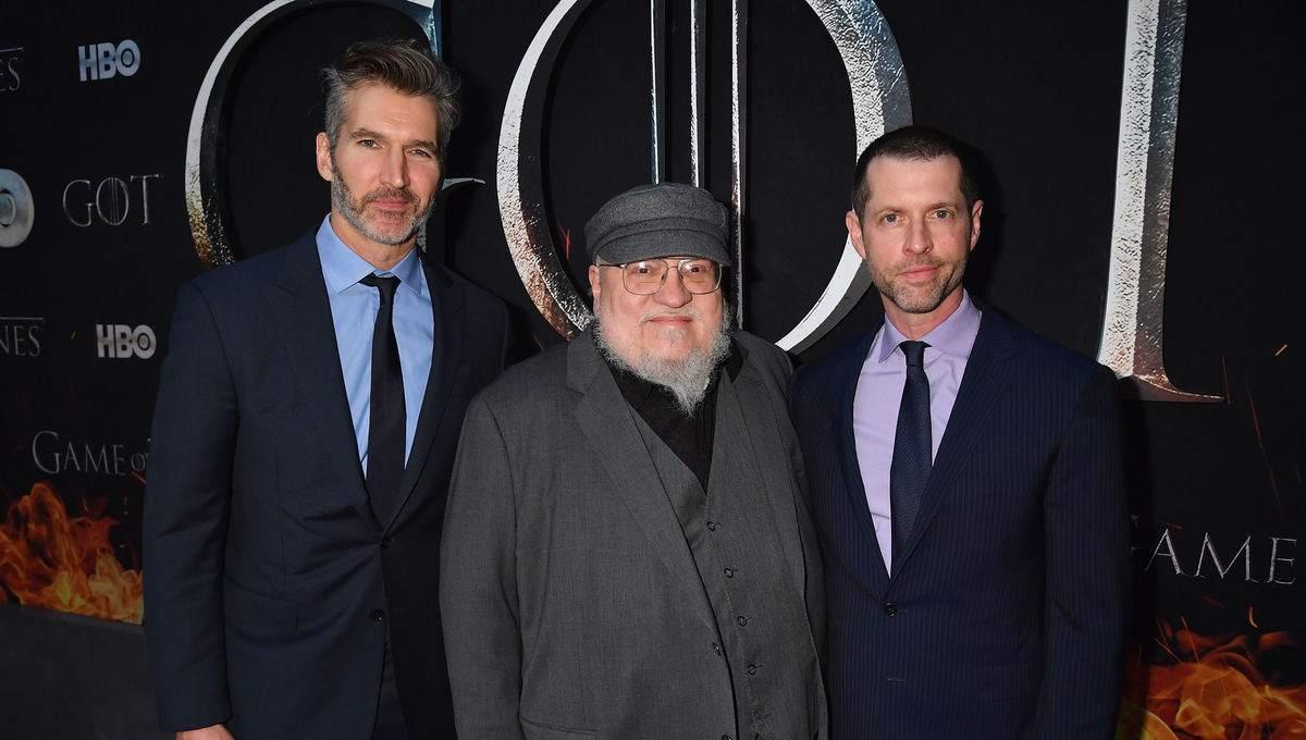 جورج آر.آر مارتین از تمام شدن Game of Thrones ناراضی است
