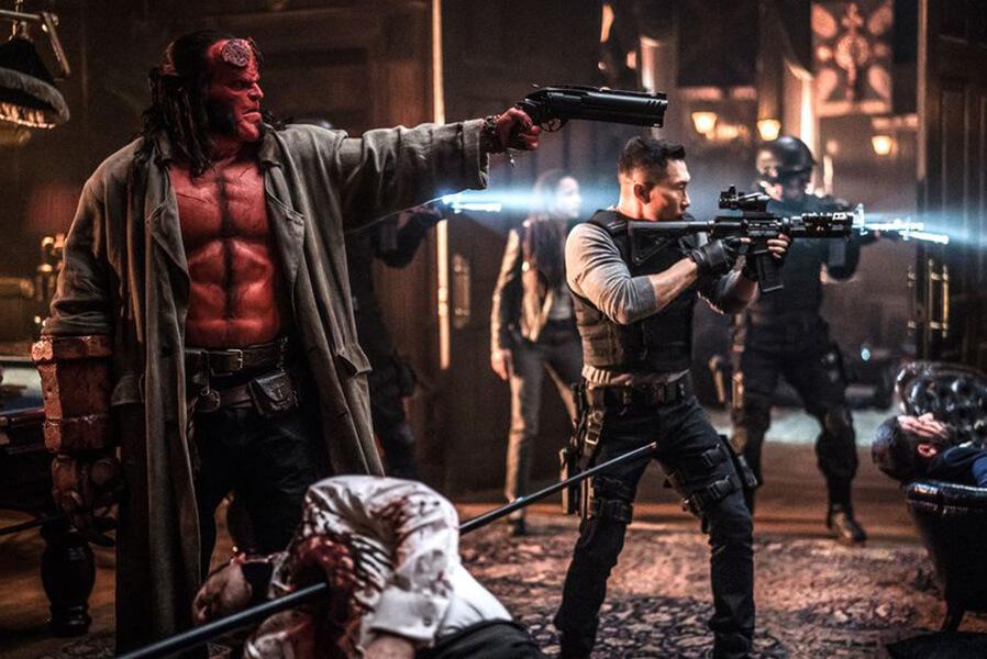 فیلم پسر جهنمی
