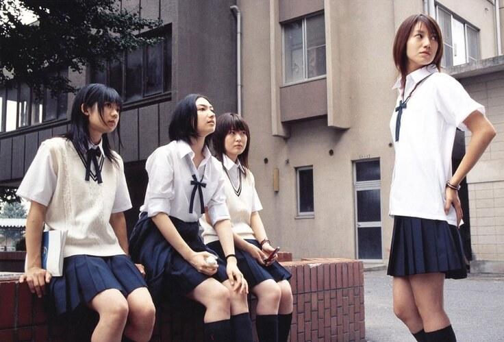 لیندا لیندا لیندا سینمای ژاپن