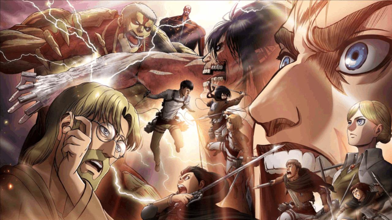 پیشنمایش Attack on Titan: بازگشت سریال انیمهی پرطرفدار