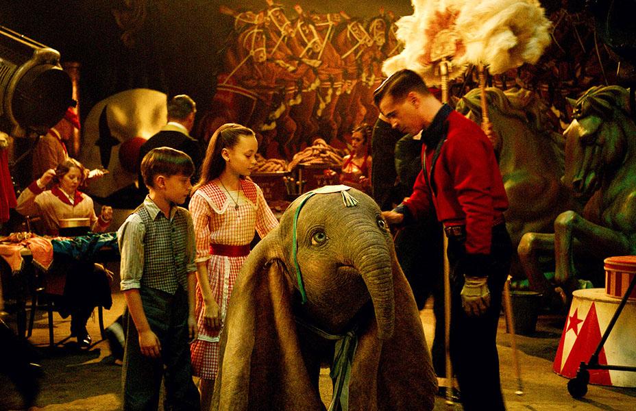 دامبو Dumbo تیم برتون