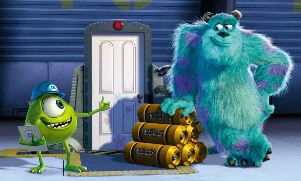 دیزنی سریال جدیدی با Monsters, Inc میسازد