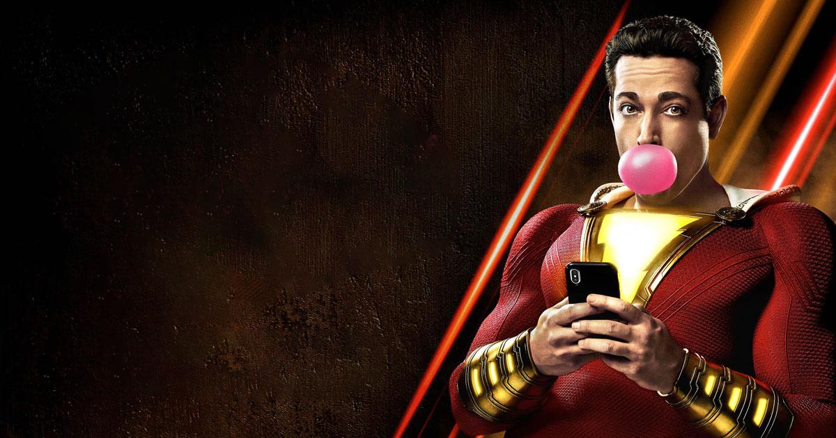 باکس آفیس: Shazam! با فروش بالایی صدرنشین میشود