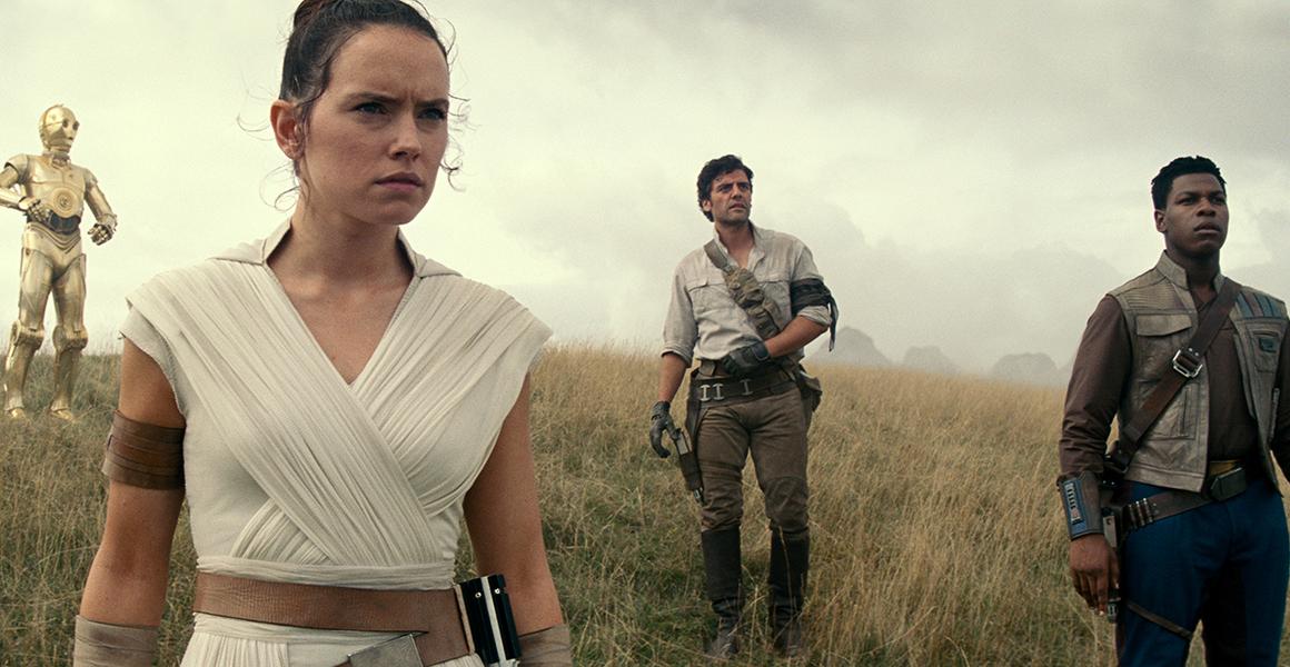 اولین آنونس Star Wars: The Rise of Skywalker را تماشا کنید