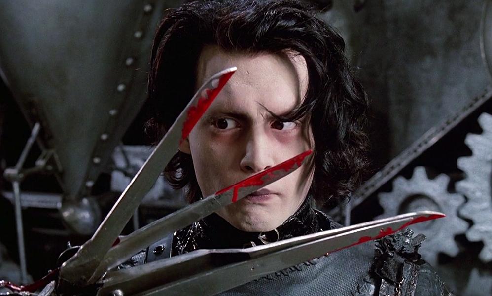 نقد فیلم Edward Scissorhands:  تنها در شهر وحشی