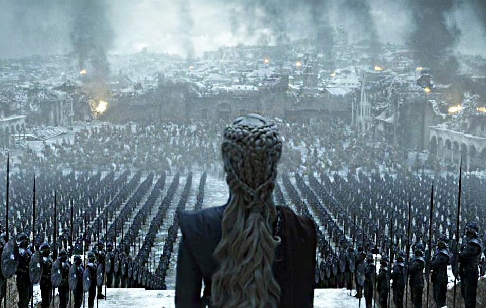 نقد قسمت آخر Game of Thrones: یک پایان به جا و غیر منتظره
