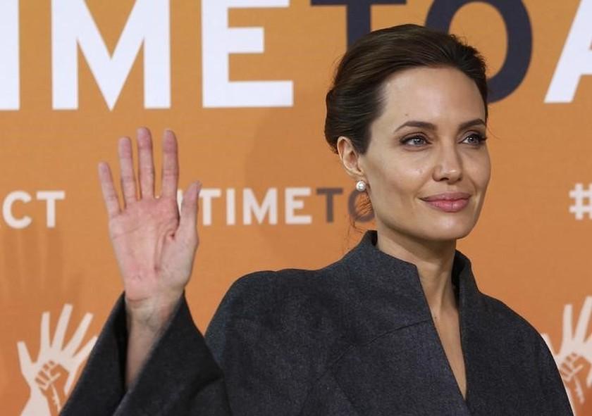 فیلم جدید آنجلینا جولی در راه است