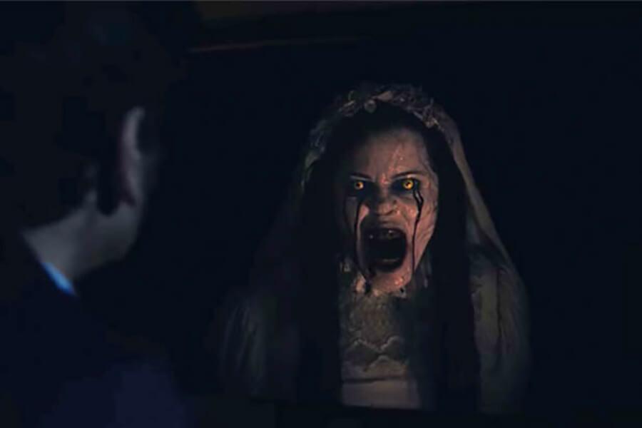 فیلم نفرین لیورونا