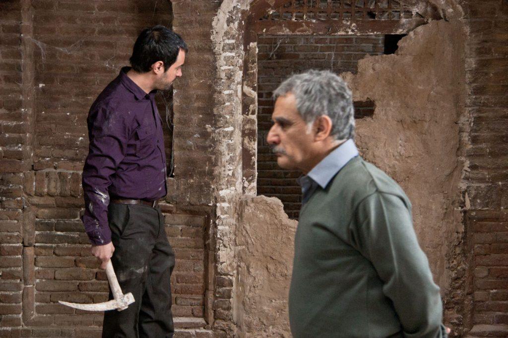 شهاب حسینی مهدی هاشمی