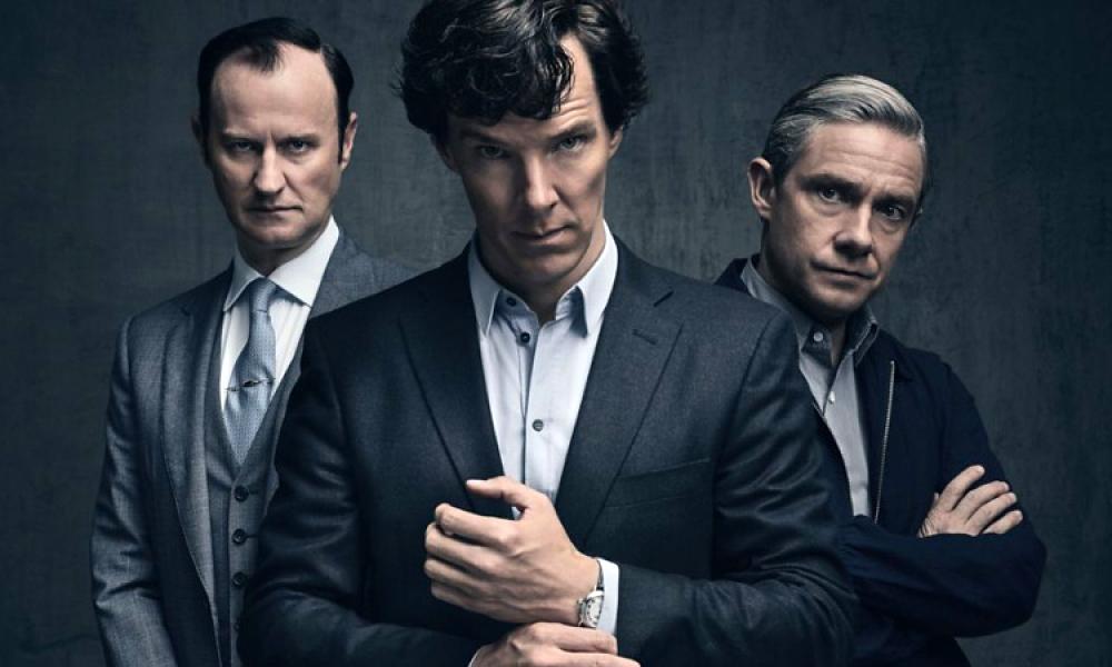 ۱۰ تا از نابغهترین کاراکترهای سریالهای تلویزیونی