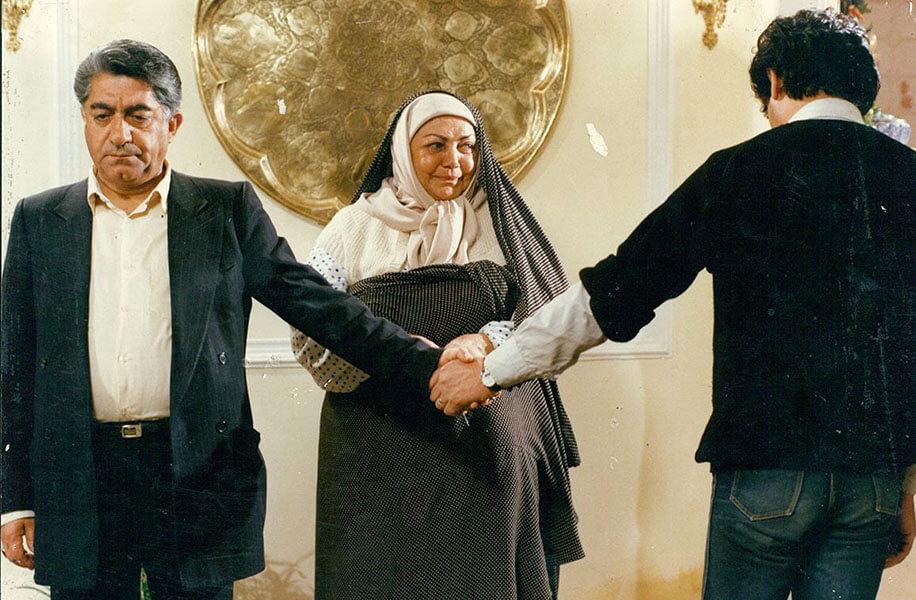 عزت الله انتظامی در اجاره نشین ها