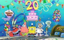 به مناسبت بیستمین سالگرد SpongeBob SquarePants: بیست ستارهی مهمان و شخصیت دریایی آنها