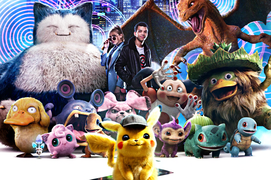 پوکمون کارآگاه پیکاچو Pokémon Detective Pikachu؛ بازگشت دوبارهٔ موجود زرد بانمک