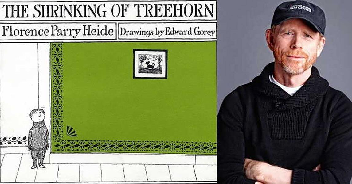 ران هاوارد ساخت فیلم انیمیشنی The Shrinking Of Treehorn را بر عهده میگیرد