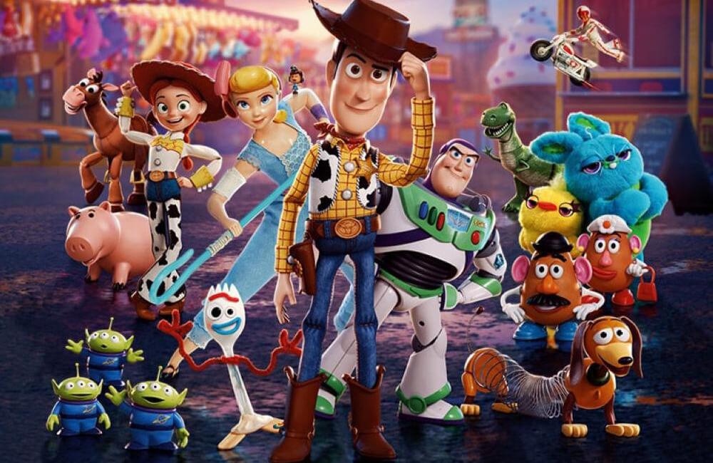 باکس آفیس آخر هفته: Toy Story 4 در آمریکا صدرنشین شد