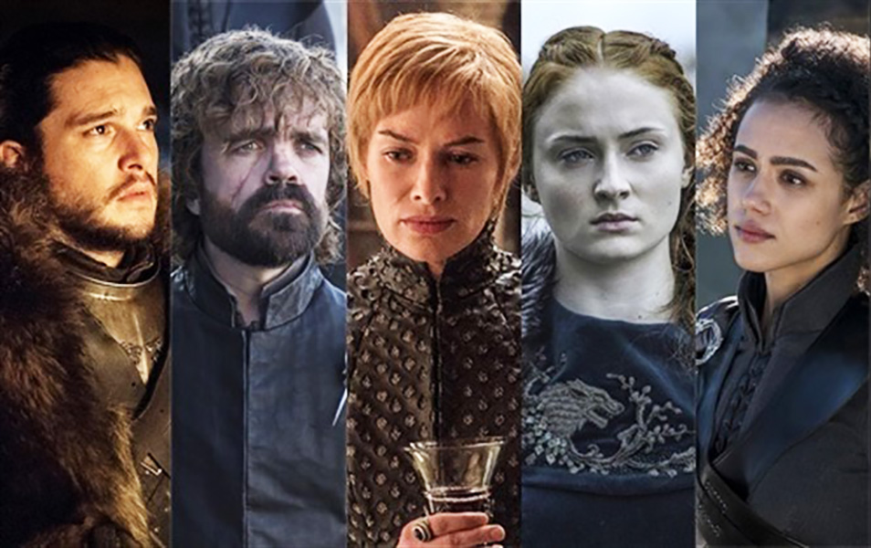 آثار بعدی بازیگران اصلی Game of Thrones