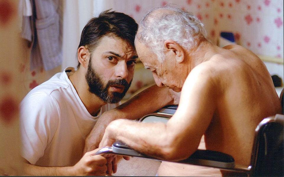 فیلم جدايی نادر از سيمين اصغر فرهادی پیمان معادی