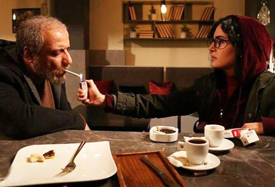 الناز شاکر دوست در فیلم سراسر شب
