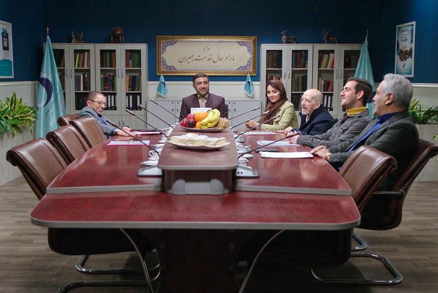 مهران مدیری نیما شعبان نژاد
