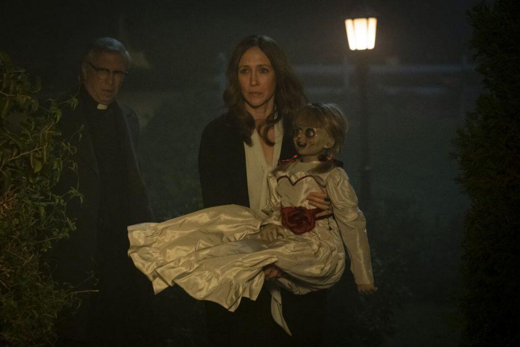 فیلم ترسناک آنابل به خانه می آید