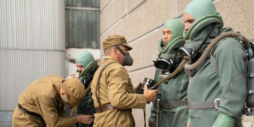 Chernobyl واقعی: غواصان