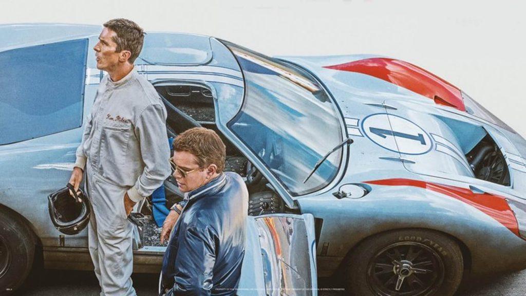 مت دیمون کریستین بیل Ford v Ferrari