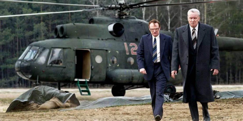 Chernobyl واقعی: سقوط هلیکوپتر