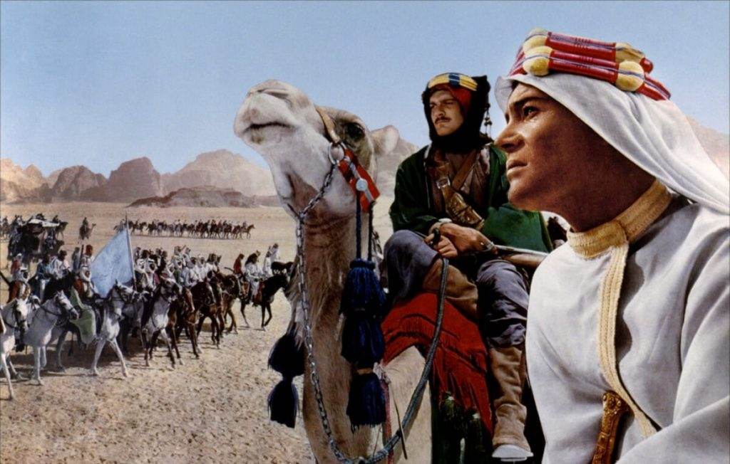 فیلم سینمایی لورنس عربستان