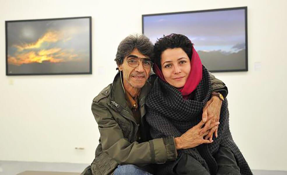 زوج ناصر تقوایی و مرضیه وفا مهر