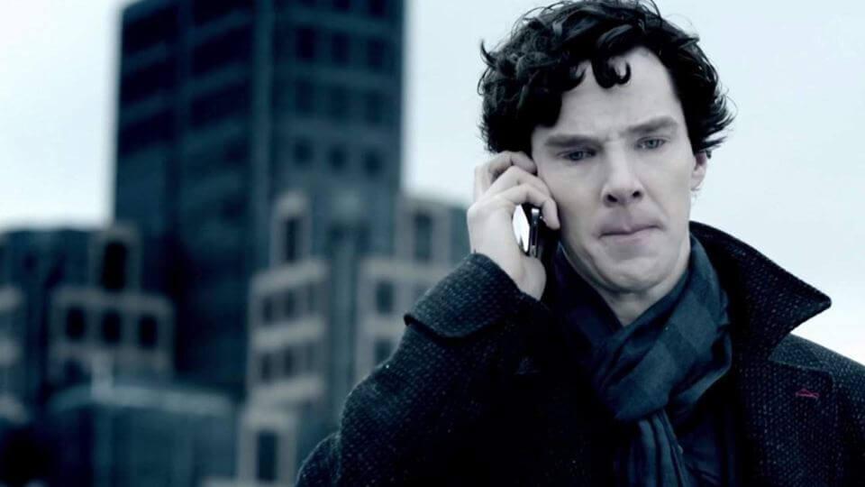 بندیکت کامبر بچ شرلوک