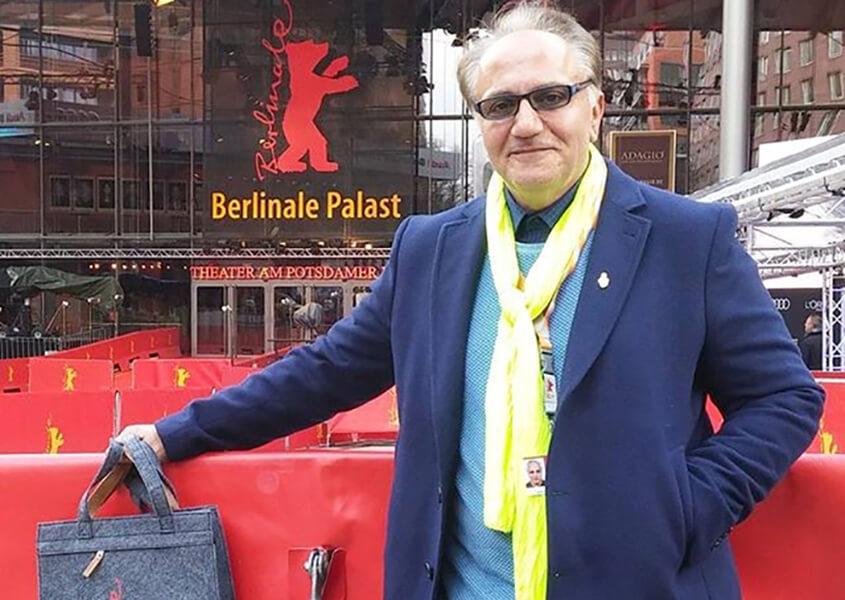 علی معلم در جشنواره فیلم برلین