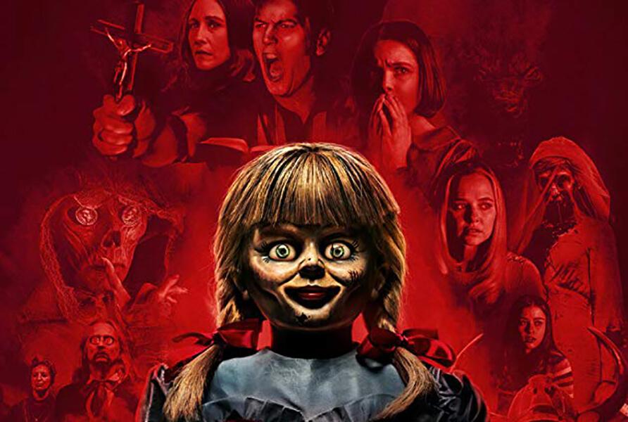 آنابل به خانه میآید Annabelle Comes Home - تازهترین اثر مجموعه فیلمهای Conjuring