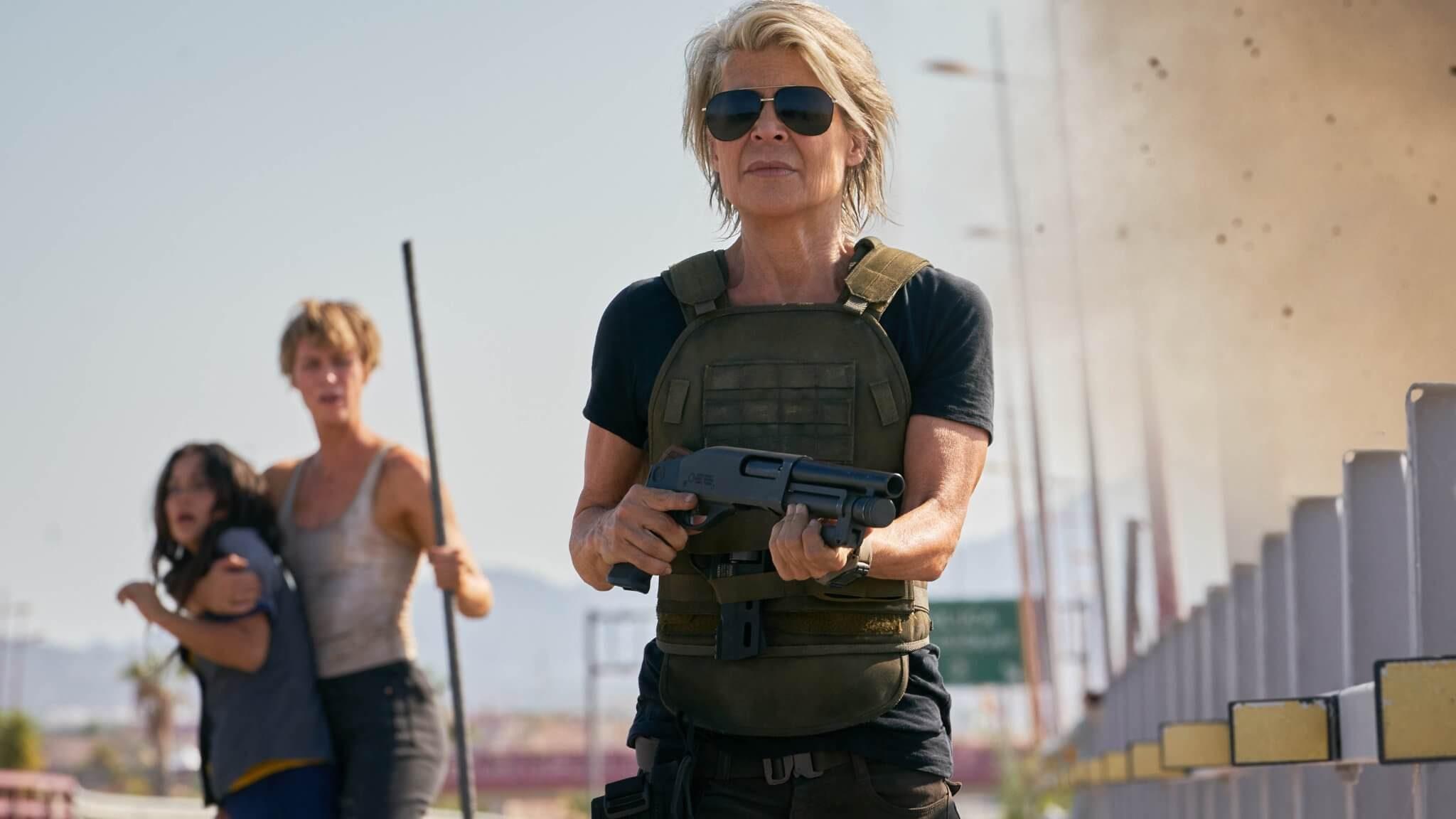 نابودگر: سرنوشت تاریک Terminator: Dark Fate – بازگشت قوی مجموعه فیلم های نابودگر