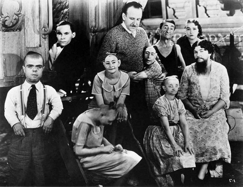 عجیبالخلقهها ۱۹۳۲