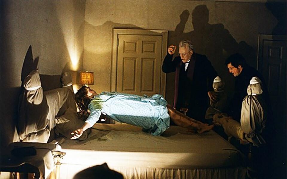 جن گیر ۱۹۷۳ The Exorcist