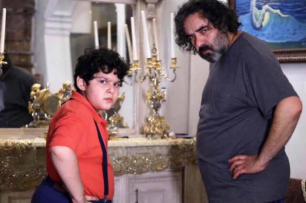 فیلم سینمایی تپلی و من حسن معجونی