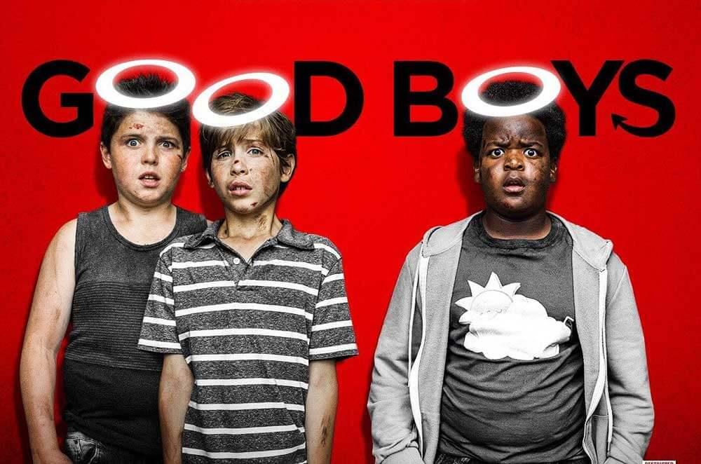 باکس آفیس - Good Boys  گوی رقابت میدان باکس آفیس را از همه دزدید