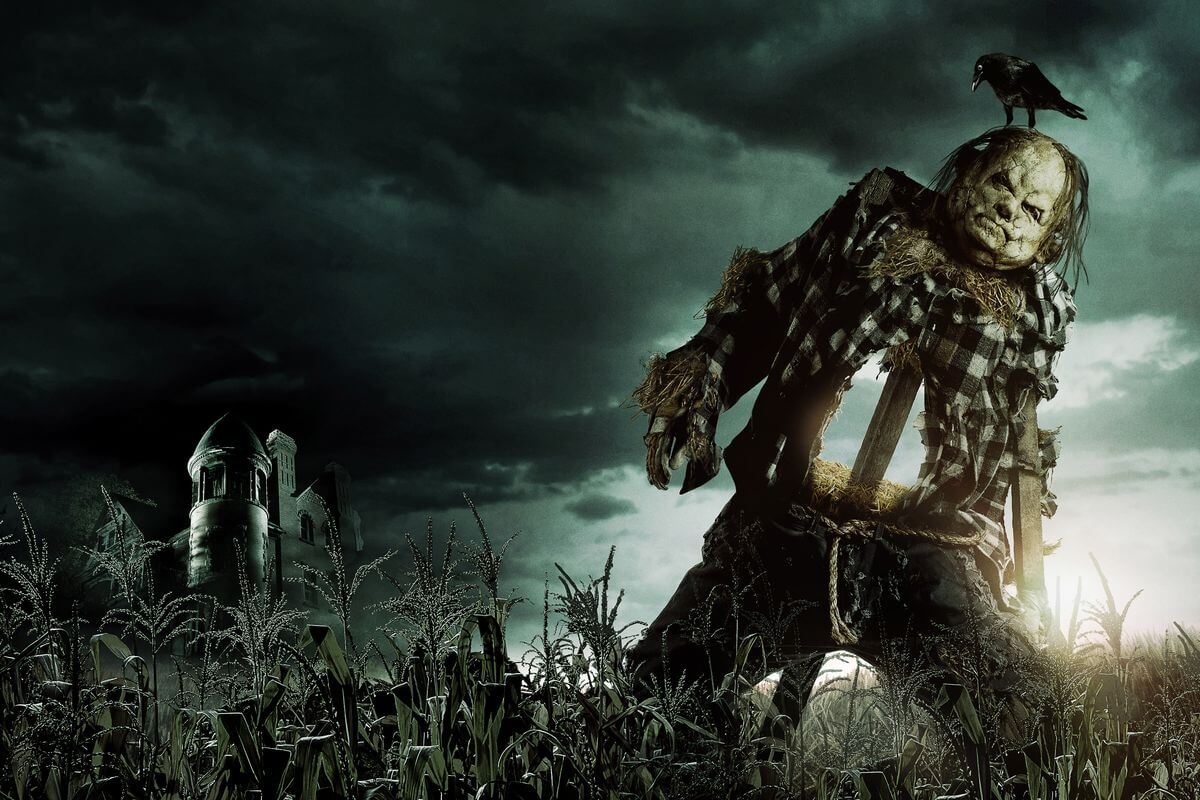 داستانهای ترسناک برای گفتن در تاریکی - اقتباسی کاملا ترسناک
