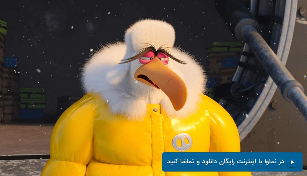 پرندگان خشمگین ۲