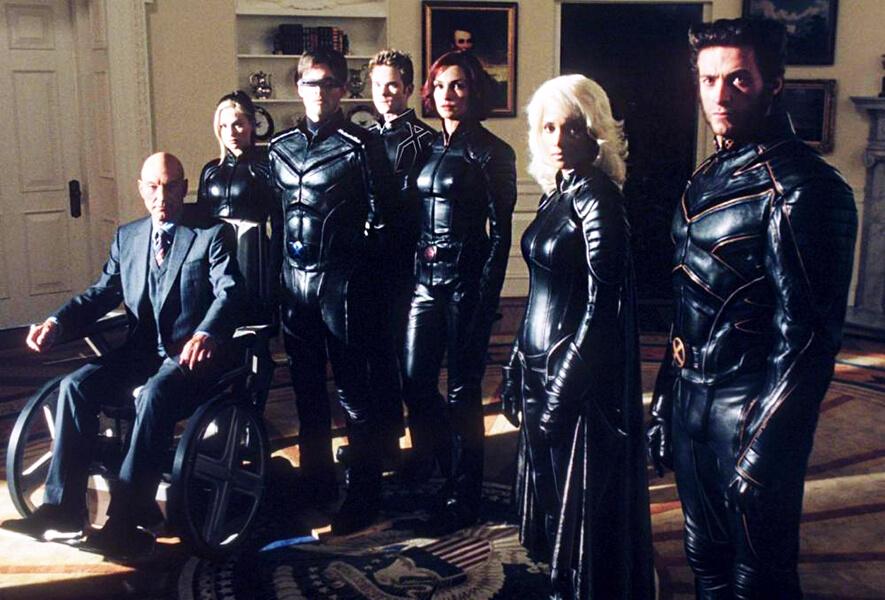 ایکس ۲: مردان ایکس متحد