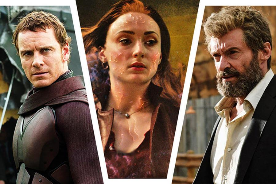 رتبه بندی تمام فیلم های مردان ایکس X-Men از بدترین تا بهترین