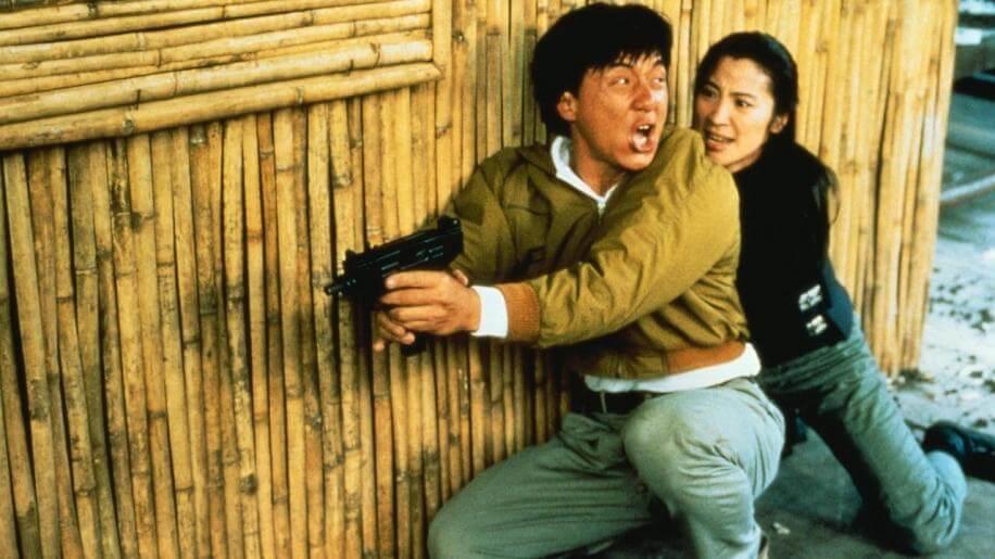جکی چان یئو