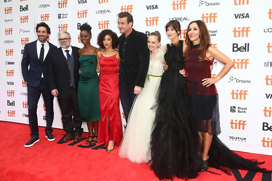 عوامل فیلم دوست در جشنواره تورنتو