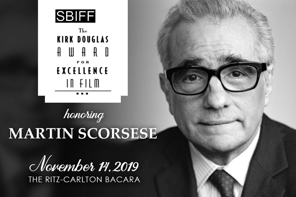 مارتین اسکورسیزی برنده چهاردهمین جایزه کرک داگلاس